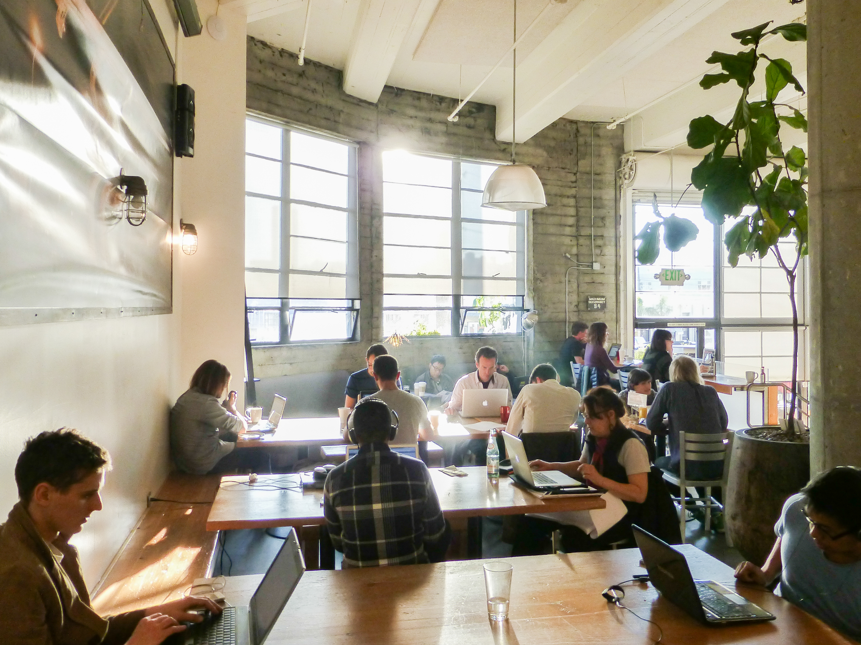 CoffeeBar WiFi Users