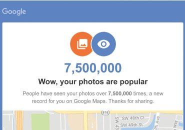 Social Media Record – 7.5 Million Views!