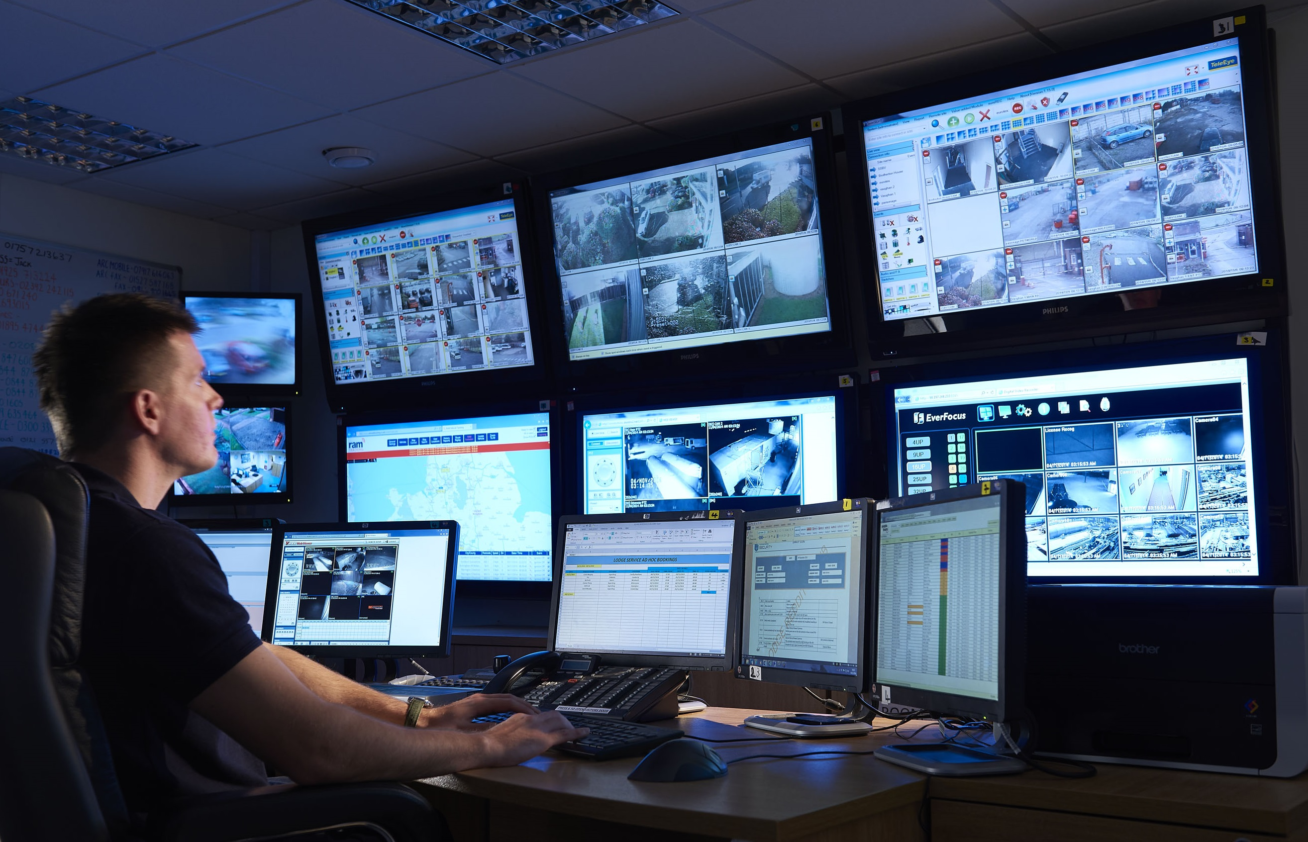 Security Monitoring Service
