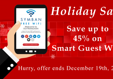 Symban Smart WiFi Holiday Event