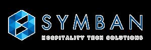 Symban Logo with white border on transparent BG
