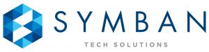 Symban Corporate Logo 8000x2000 on White Background